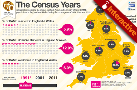 The Census Years